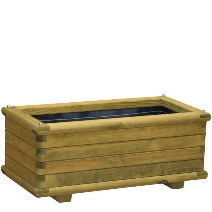 Donica drewniana Denis - Impregnacja ciśnieniowa