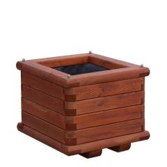 Donica drewniana Denis - kolor Teak