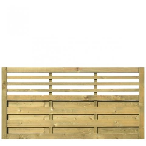 Płot drewniany Torino L