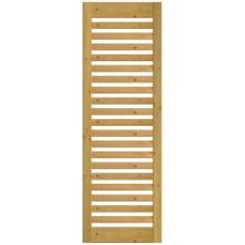 Płot drewniany Bergamo 60x180 cm
