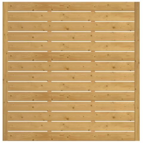 Płot drewniany Bergamo 178x180 cm