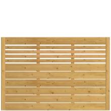 Płot drewniany Bergamo 178x120 cm
