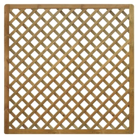 Kratka drewniana Manta prosta 178 x 179 cm