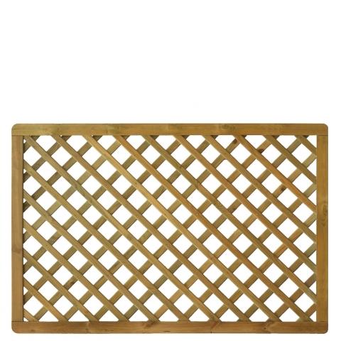Kratka drewniana Manta prosta 178 x 119 cm