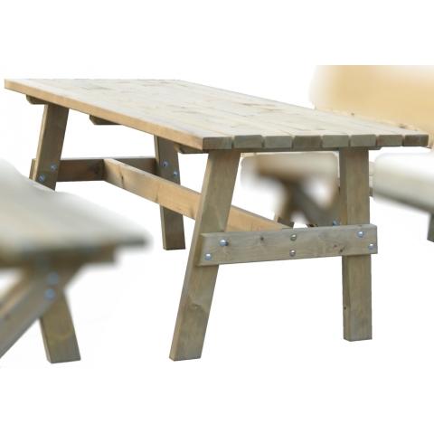 Stół skręcany