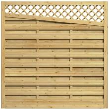 Płot drewniany Torino 178x179 cm