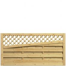 Płot drewniany Torino 178x89 cm