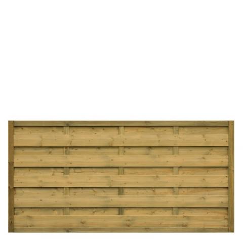 Płot drewniany Roma prosty 60x179 cm