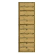 Płot drewniany Roma prosty 178x89 cm - 60x179 cm/B x H