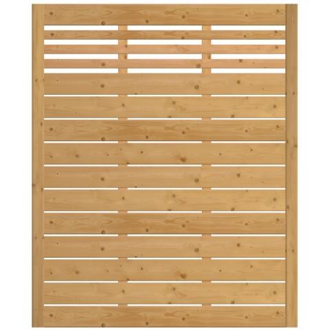 Płot drewniany Bergamo 148x180 cm