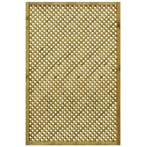 Kratka drewniana Lila prosta 119 x 179 cm