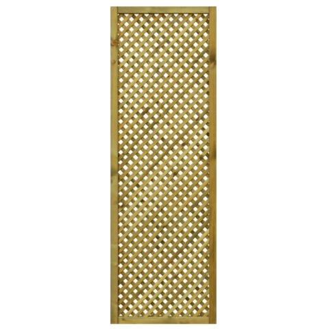 Kratka drewniana Lila prosta 60 x 179 cm