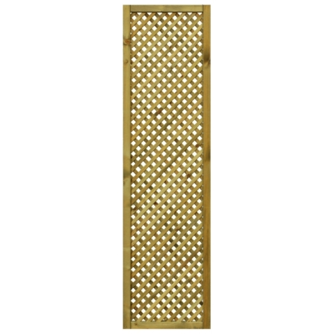 Kratka drewniana Lila prosta 50 x 179 cm