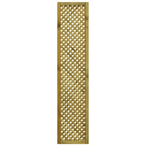 Kratka drewniana Lila prosta 40x179 cm