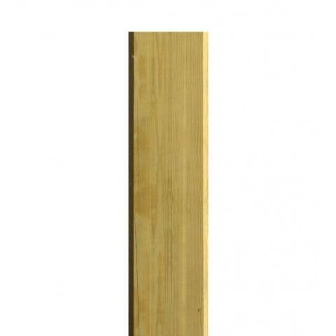 Słupek prosty 9x9 cm