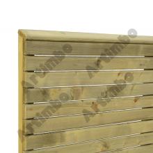 Płot drewniany Tivoli 178x180 cm